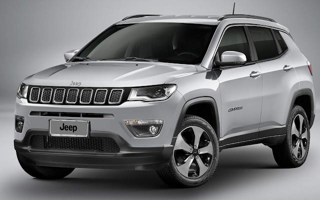 Jeep Compass 2.0 Flex Automático 2017 - consumo e desempenho