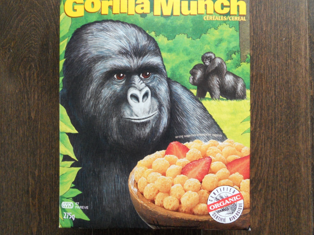 envirokidz gluten free gorilla munch cereal by nature s path looks