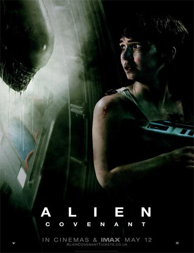 Ver Alien: Covenant (2017) Online