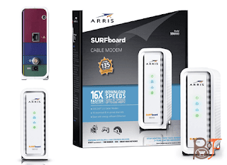 The Arris SB6183 Cable Modem