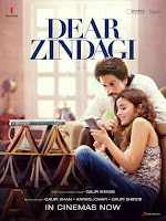 Dear Zindagi 5th Day Tuesday Worldwide Box Office Collection