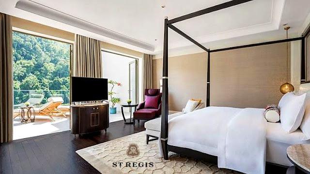 Room Pictures St. Regis Langkawi