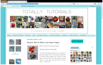 http://totallytutorials.blogspot.ro/2014/03/tutorial-how-to-make-crepe-paper-poppies.html