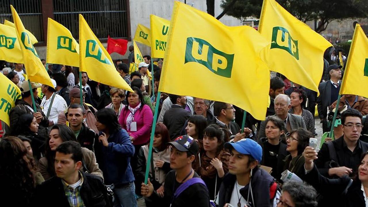 Participación política y garantías de no repetición - Unión patriótica Colombia