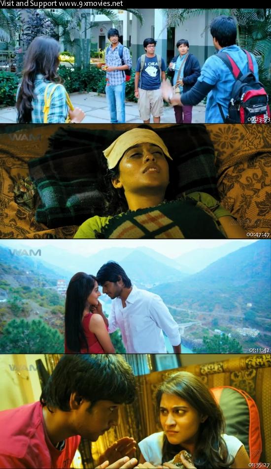 Routine Love Story 2016 Hindi Dubbed 480p HDRip