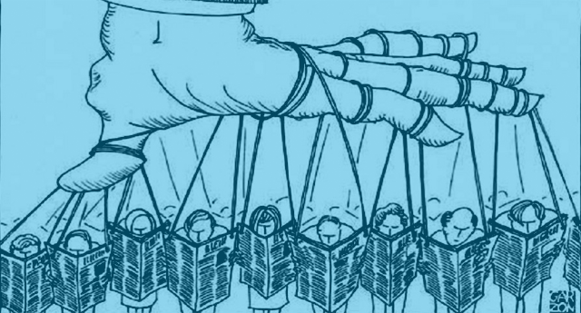 Víctor Arrogante: Manipulación