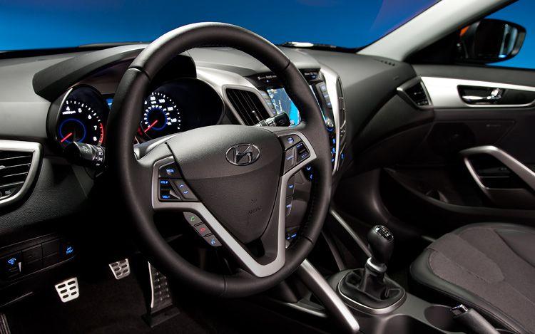 Auto News 2012 Hyundai Veloster