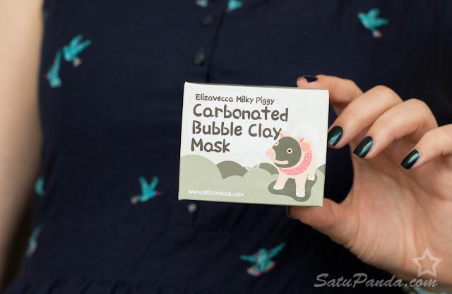 корейская пузырьковая маска свинка отзывы