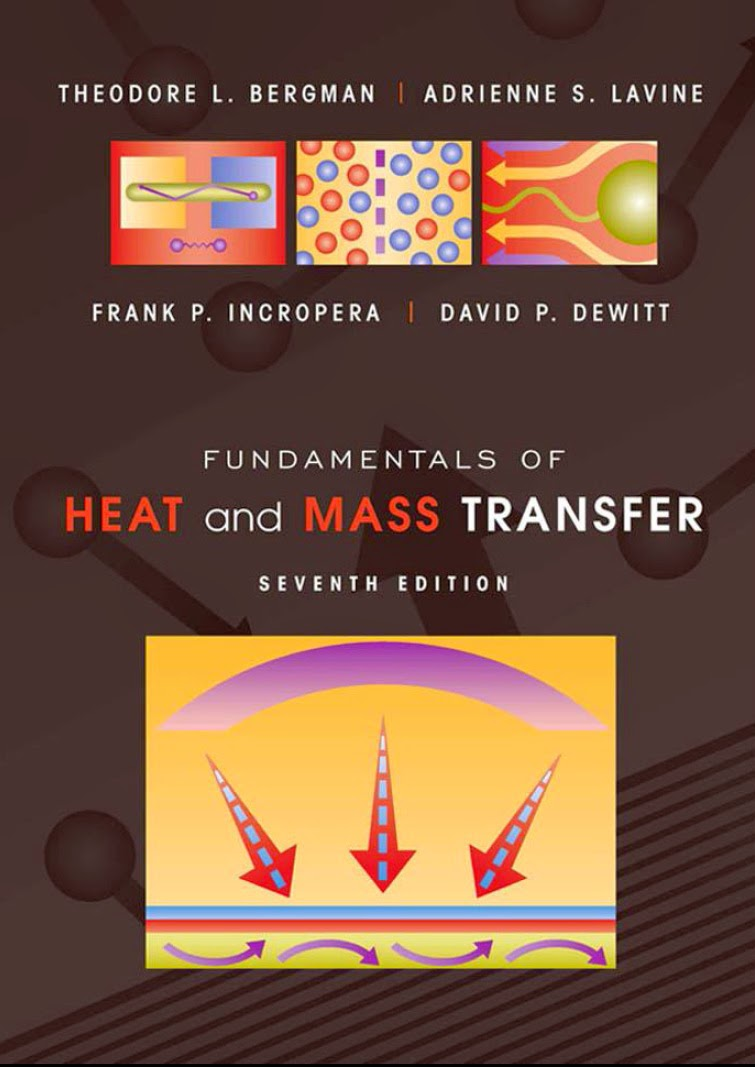 Solutions Manual Fundamental of Heat and Mass Transfer Frank P. Incropera  David P.DeWitt_