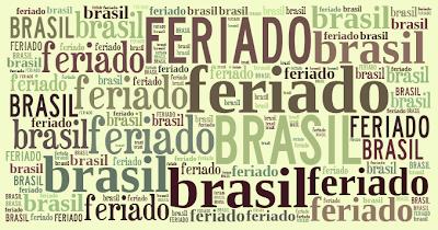 Resultado de imagem para industria dos feriados brasil