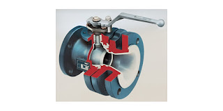fully lined ball valve
