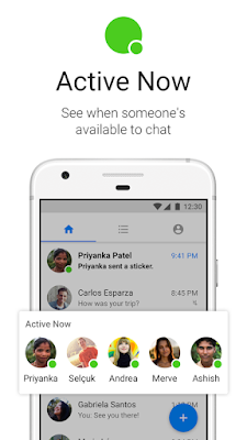 Video chat Messenger Lite di Facebook disponibile