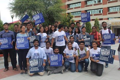 Rally For Rivers (Sadhguru Campaign) - Save Rivers