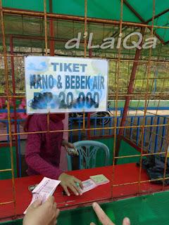 loket tiket wahana