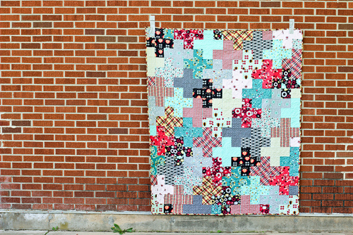 http://incolororder.bigcartel.com/product/simple-addition-quilt-pdf-pattern