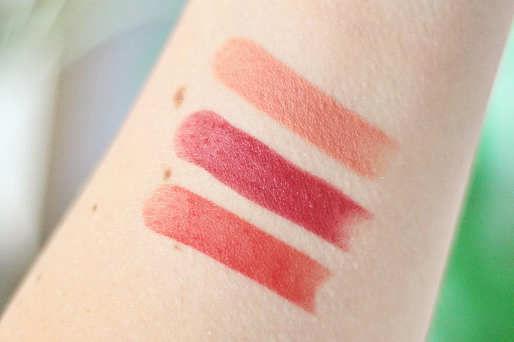 bareMinerals BarePro Lipstick swatch