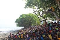 0 Crowd Kumul PNG World Longboard Championships foto WSL Andrew Nichols