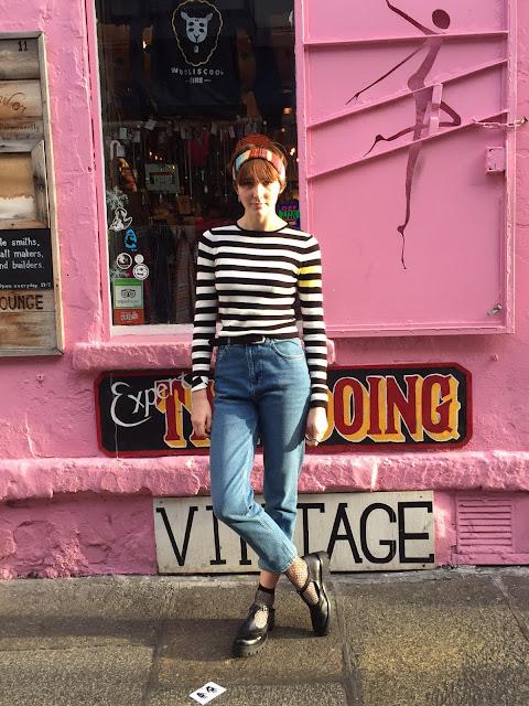 Kathrina wigger Ivanova, Dublin street style,בלוג אופנה