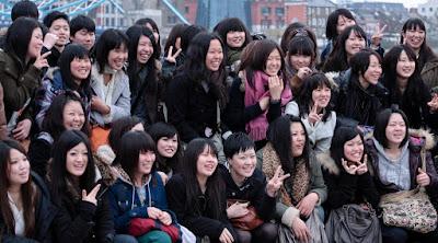 Keramahan Masyarakat Jepang