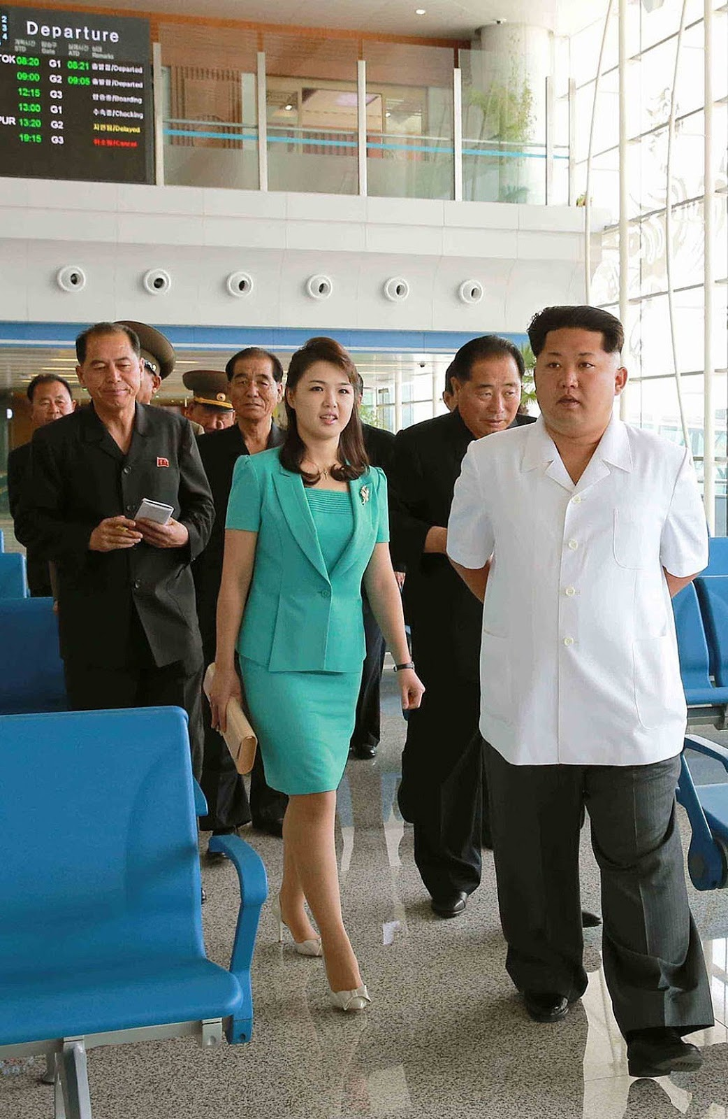 Ri, a former star singer, emerged in 2012 and has been regarded as one of the most high-profile women in the isolated, deeply patriarchal nation, but with a limited role as Kim's stylish, coy wife.