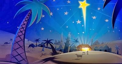Contoh Gambar Kartu Ucapan Selamat Natal | Goceng Junior