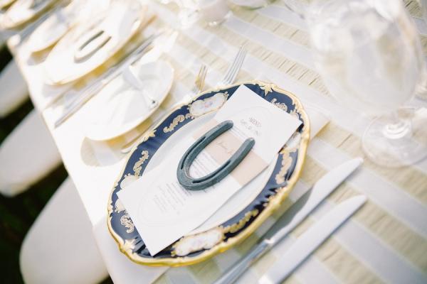 vajilla para boda