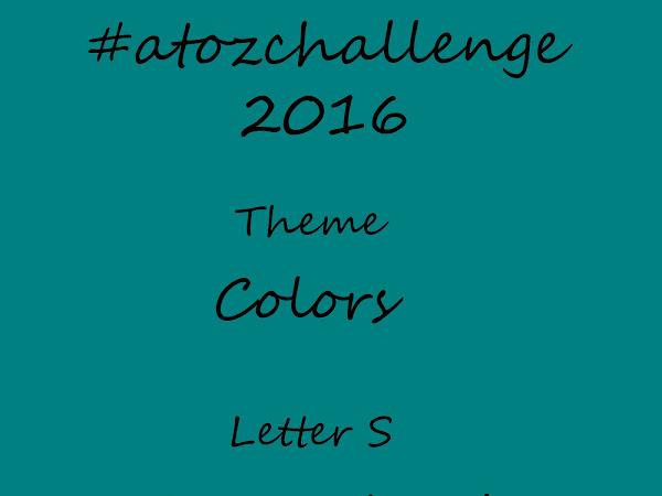 #atozchallenge 2016//S is for Stormcloud