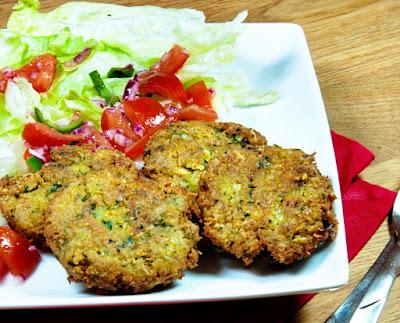 Falafel Rápido (vegana)