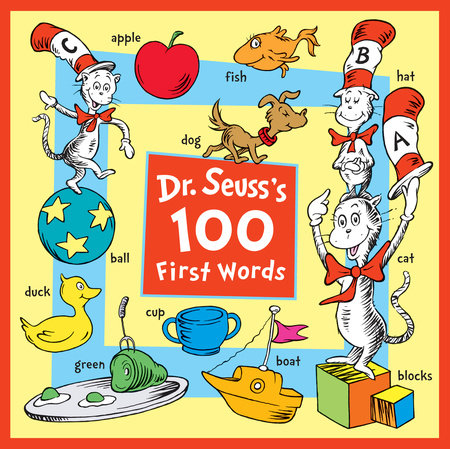 Booking Mama: Kid Konnection: Dr  Seuss's 100 First Words