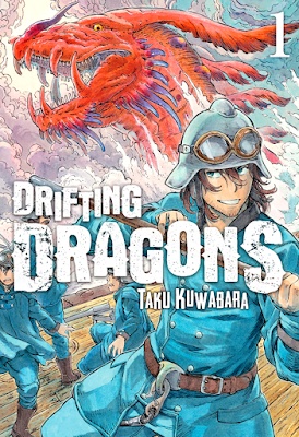 "Anime: Anunciado anime de ""Drifting Dragons"" de Taku Kuwabara"