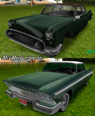 gta vc vice city mod pack carros hd car vehicles glendale