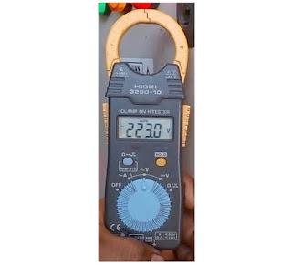 nama alat kerja yang digunakan oleh teknisi listrik