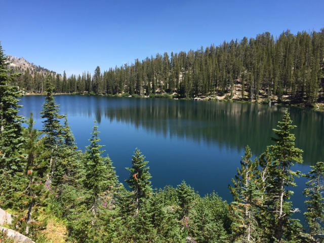 Trinity and the Rainbow Lakes (Great Idaho Hikes)