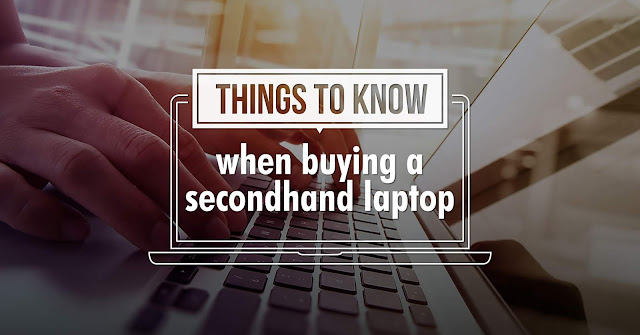 10 things to know when buying a secondhand laptop