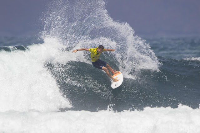11 Andy Criere FRA Lanzarote Teguise 2015 Franito Pro Junior SL Gines Diaz