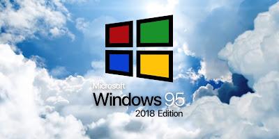 Windows 95 Edition 2018