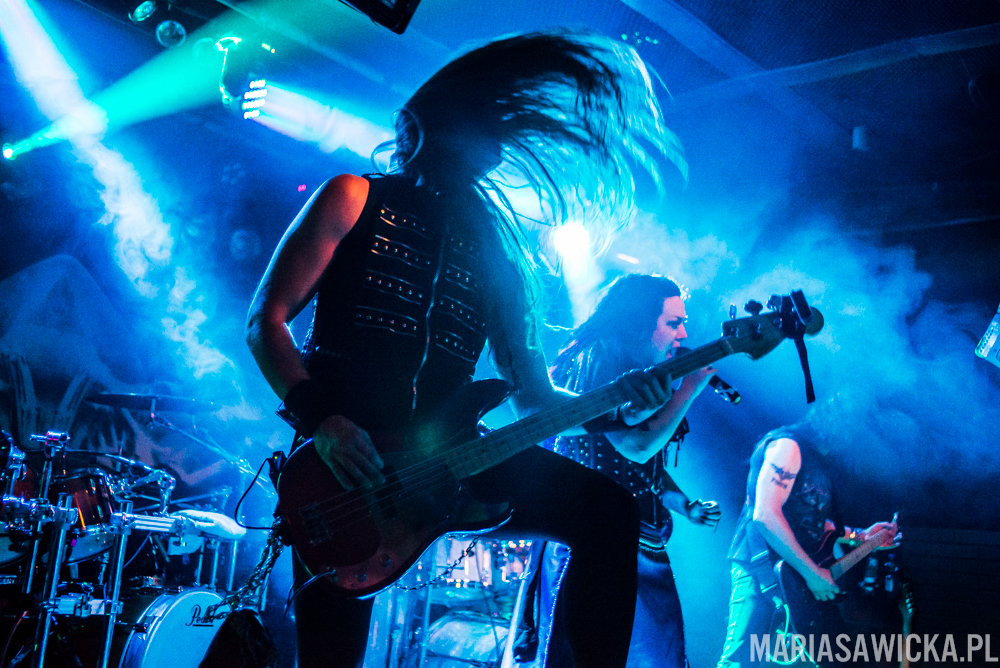 Jaded Star Road To Extinction Tour 2015