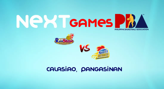 List of PBA Games: February 10, at Calasiao, Pangasinan 2017-2018 PBA Philippine Cup