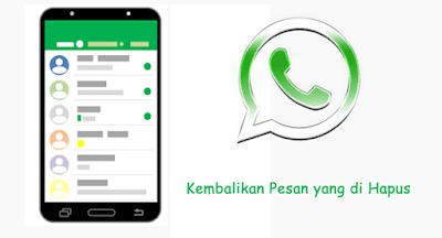 cara mengembalikan pesan suami yang dihapus pada whatsapp