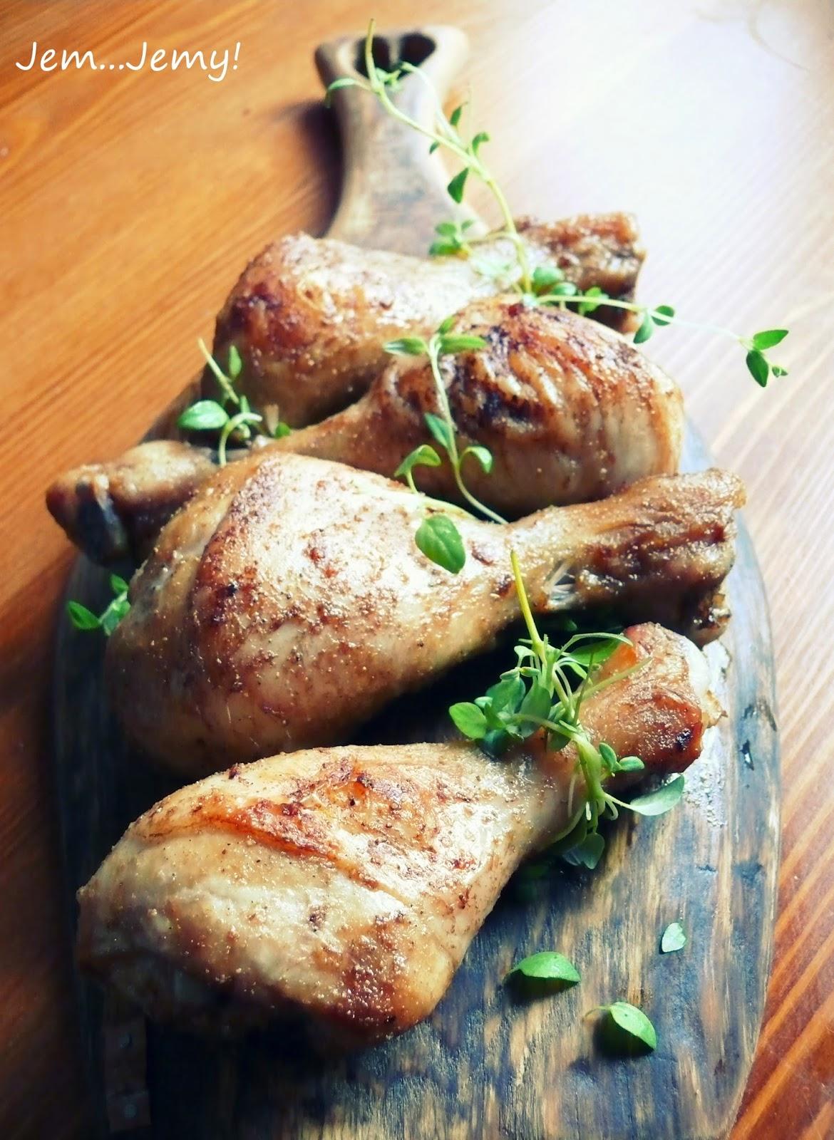 Pałki z kurczaka