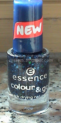 Essence Colour&Go 78 Blue Addicted
