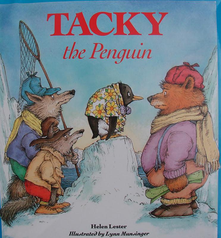 Printable Worksheets tacky the penguin worksheets : First Grade Lyons' Den: Good Ol' Tacky the Penguin