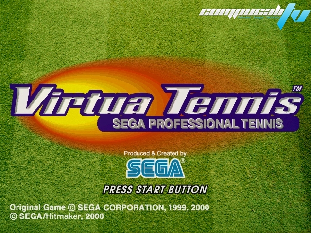 Virtua tenis 1 PC Full Español Portable Descargar 1 Link