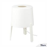 Lampu Meja Putih