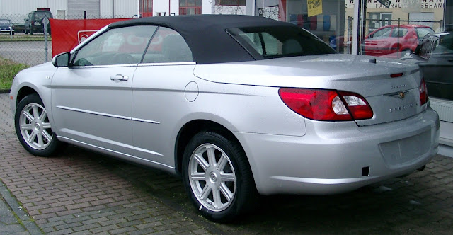 Cirrus Coupé, Chrysler