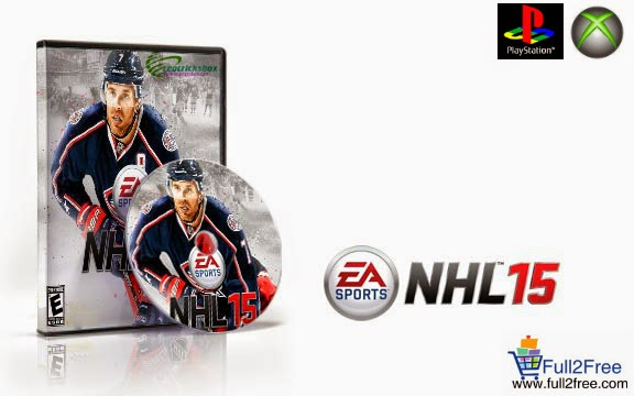 PS3 + XBOX Game : NHL 15