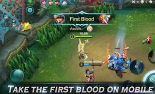3 Keuntungan Mendapatkan First Blood Di Mobile Legends