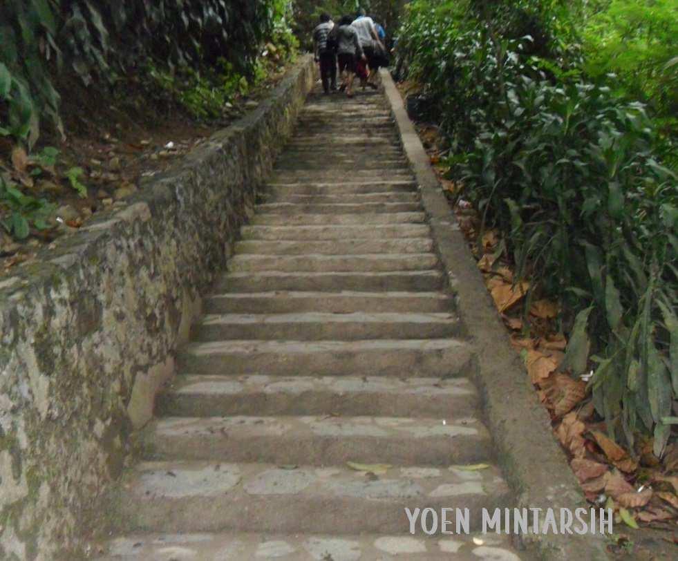 raturan anak tangga