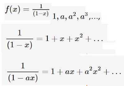 Fungsi Pembangkit dalam Matematika