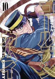 """Confirmada la adaptación anime de """"Golden Kamuy"""" de Satoru Noda"""